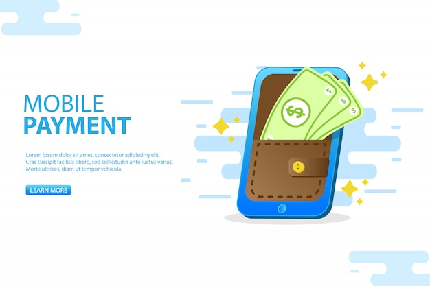 Pagamento tramite smartphone