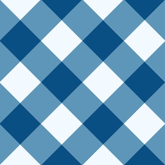 Snorkel blue white diamond chessboard background