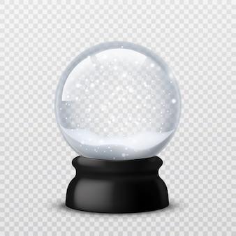 Palla di neve.