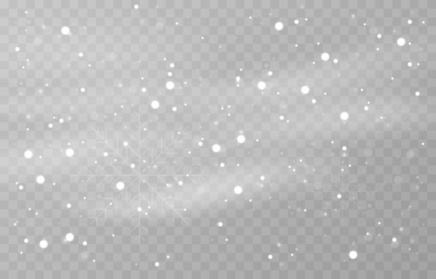 Neve tempesta di neve fiocchi di neve nevicata neve png inverno vacanze di natale polvere polvere bianca