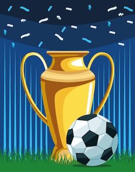 Coppa del campionato di calcio