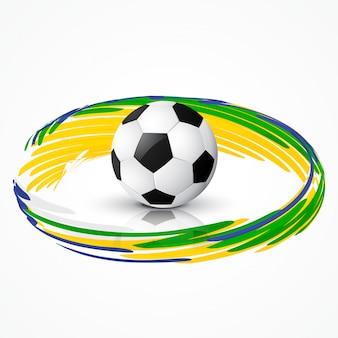 Sfondo di calcio di calcio