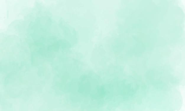 Sfondo acquerello blu morbido