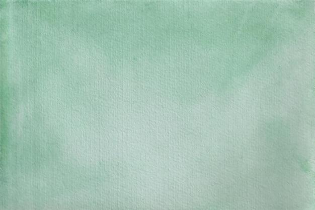 Sfondo acquerello astratto verde morbido