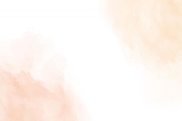 Morbido sfondo rosa acquerello astratto