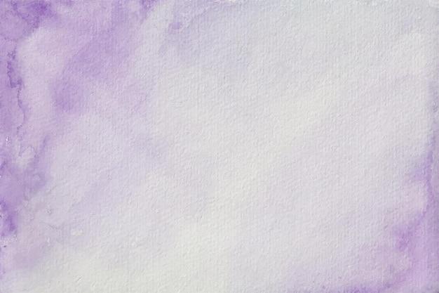 Sfondo acquerello pastello viola morbido