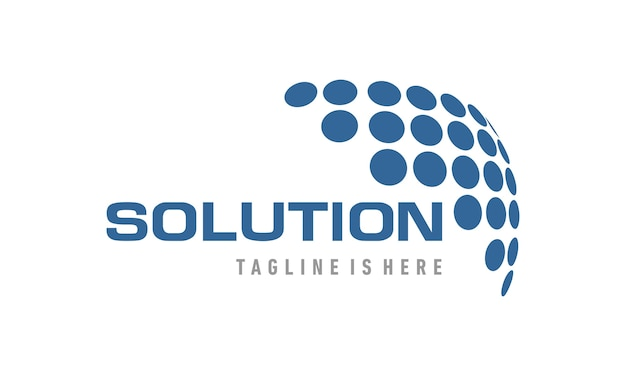 Solution tech logo