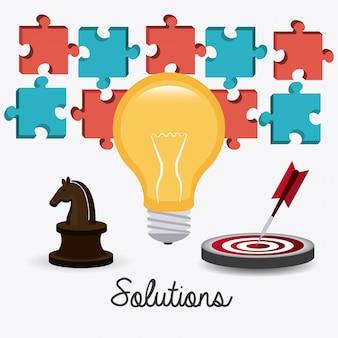 Progettazione di soluzioni.