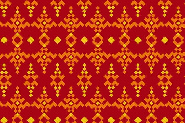Collezione di pattern songket