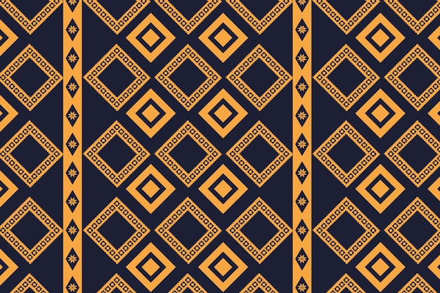 Concetto di pattern songket