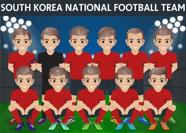 Squadra nazionale di calcio della corea del sud