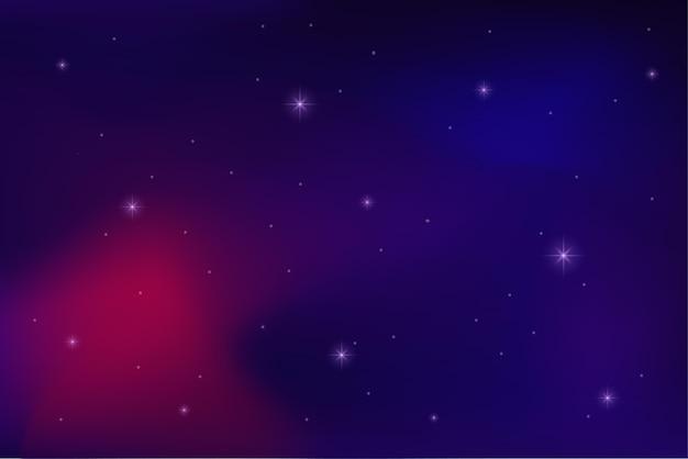 Sfondo dello spazio. carta da parati astratta della luce della stella