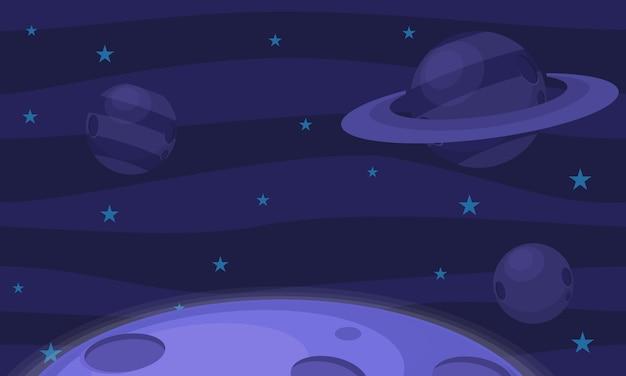 Sfondo dello spazio