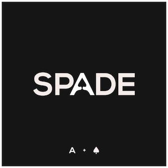 Design del logo spade