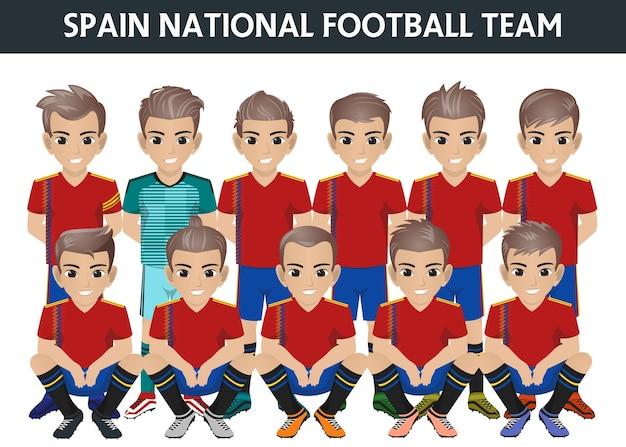 Squadra nazionale di calcio spagnola