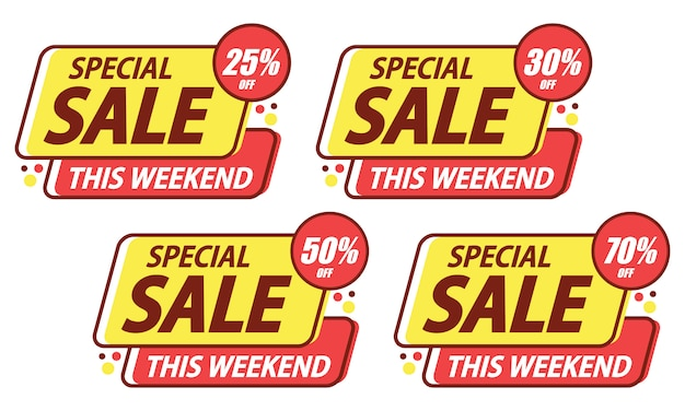 Adesivo modello di vendita speciale