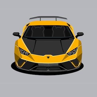Design di auto veloci