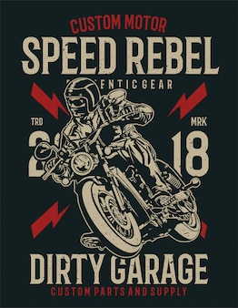Speed rebel