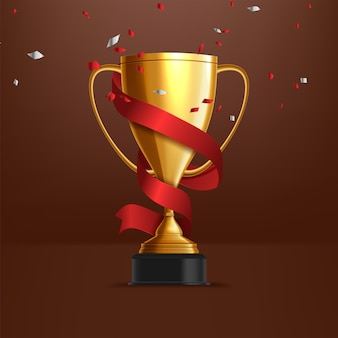 Sport vincitore podio piedistallo illustrazione stock