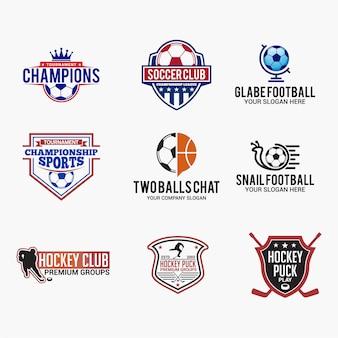 Logo sportivo