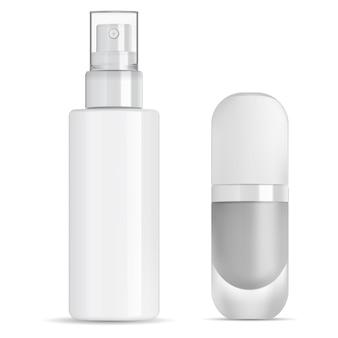 Flacone cosmetico spray pacchetto fondotinta