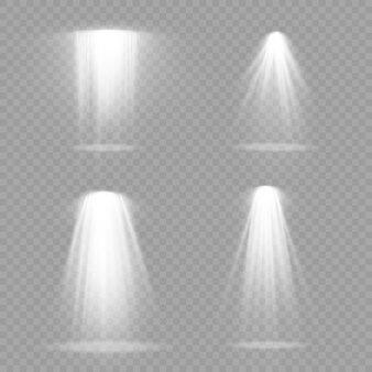 Faretti per illuminazione scenica proiettore di scena effetti di luce illuminazione bianca brillante con faretto