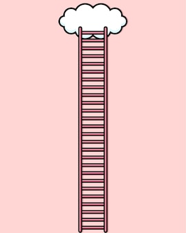 Progettazione della scala verso le nuvole