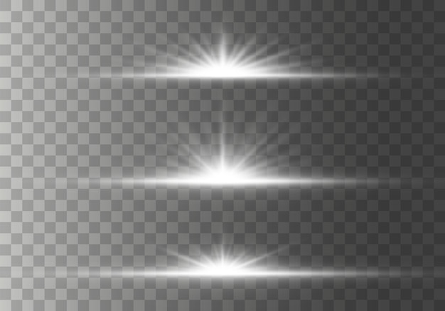 La stella ha scoppiato con le scintille effetto luce bagliore, stelle, scintille, bagliori, esplosioni.