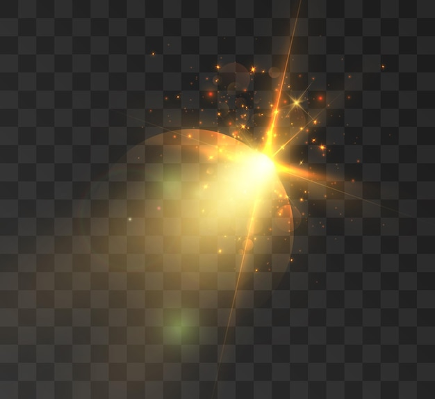 Effetto luce stella