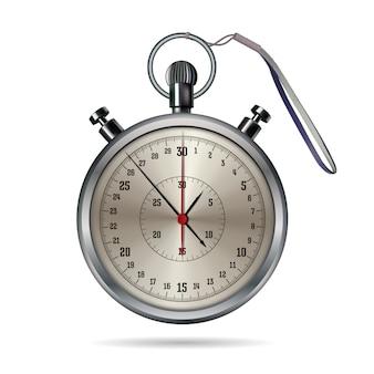 Cronometro immagine realistica.