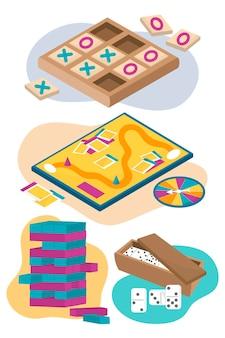 Pacchetto giochi da tavolo strategici