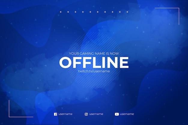 Streaming sfondo di gioco