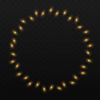 Illuminazione a corde