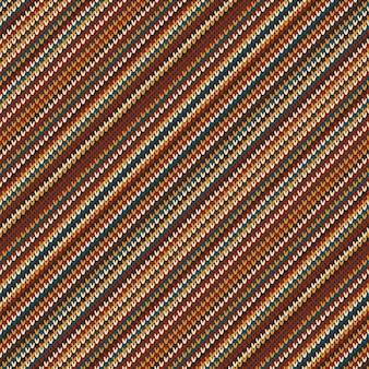 Motivo a maglia colorato a strisce