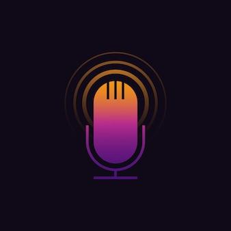 Microfono da tavolo da studio