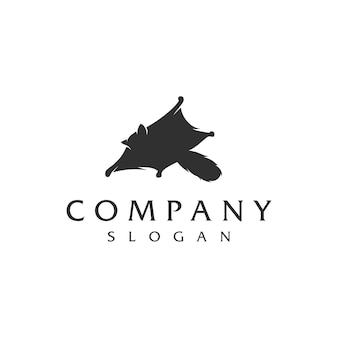 Logo dell'aliante dello zucchero