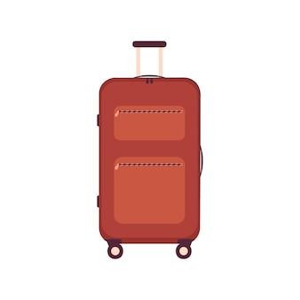 Valigia per le vacanze di viaggio e le attività ricreative estive borsa alla moda brillante
