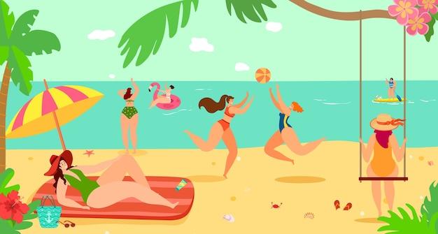 Estate mare spiaggia vacanza viaggio