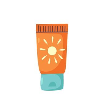 Crema solare estiva