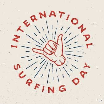 Logo surf