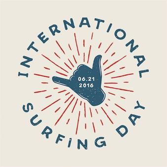 Logo da surf