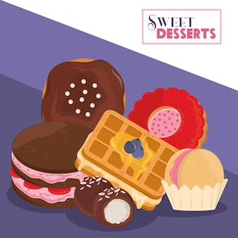 Dolce da dessert al cioccolato