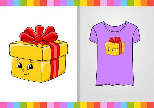 Illustrazione di design della maglietta