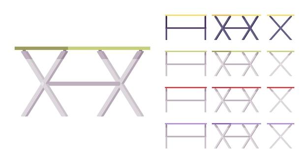 Set da tavola moderno