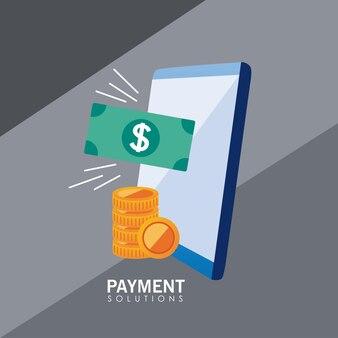 Tablet con soluzioni di pagamento