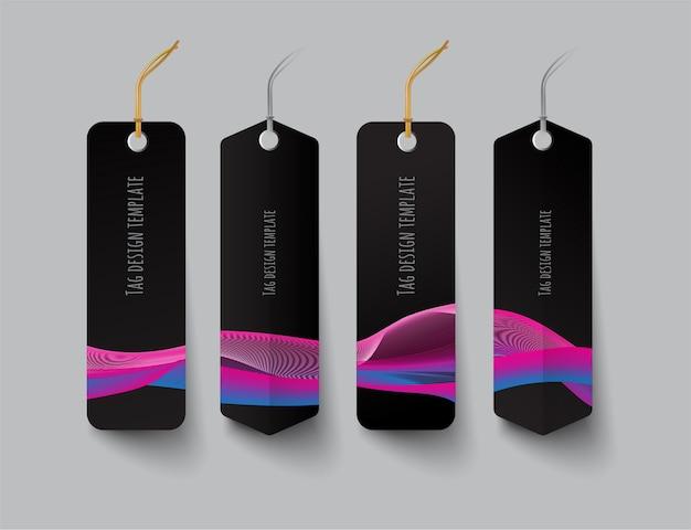 Modello di progettazione di tag