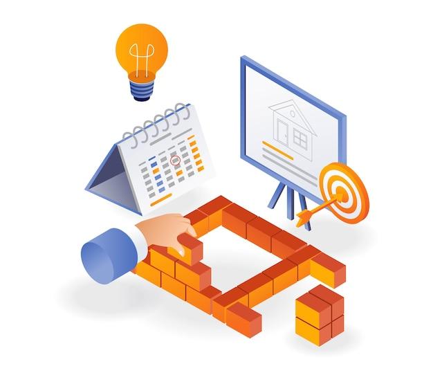 Investire in target e costruire proprietà commerciali