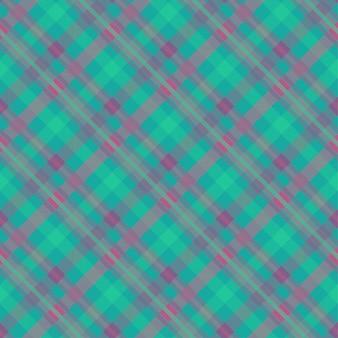 Reticolo senza giunte di colore scozzese