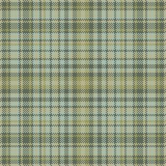 Motivo a quadri scozzese senza cuciture. stampa la trama del tessuto. controllare lo sfondo del vettore.