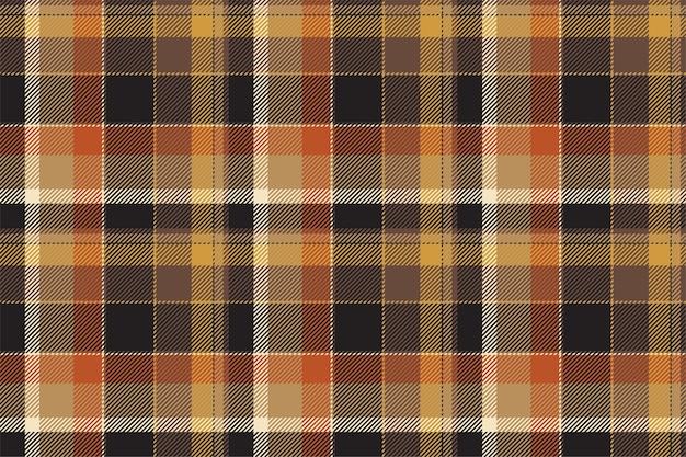 Modello scozzese scozzese scozzese senza cuciture. tessuto di sfondo retrò. struttura geometrica quadrata di colore vintage check